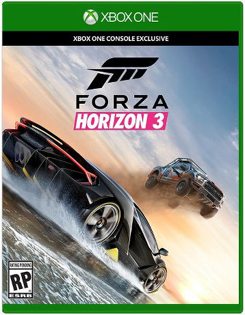 Forza Horizon 3 (XboxOne) (GameReplay)