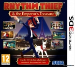 Rhythm Thief & the Emperor's Treasure (3DS)