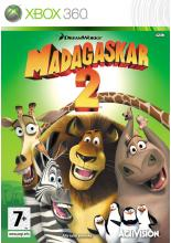 Madagaskar 2: Escape to Africa (Xbox 360)