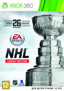 NHL 16 Legacy Edition (Xbox360)