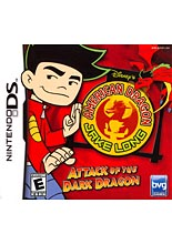 American Dragon Jake Long. Attack DD