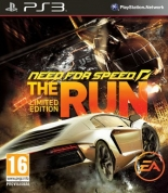Need for Speed The Run Limited Edition (PS3) (GameReplay)