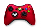 Controller Wireless R Chrome Series Red
