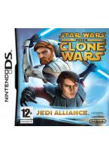 Star Wars the Clone Wars Jedi Alliance (DS)