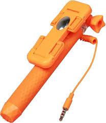 Монопод для селфи Smarterra X2 mini (оранжевый)