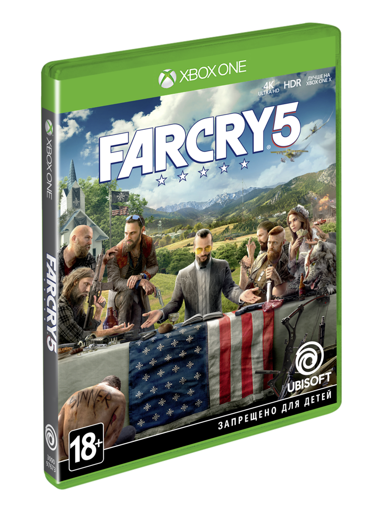 Far Cry 5 (Xbox One) (GameReplay)