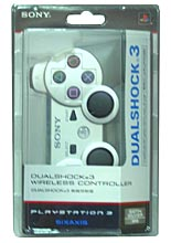 Controller Wireless Dual Shock 3 Silver (PS3)