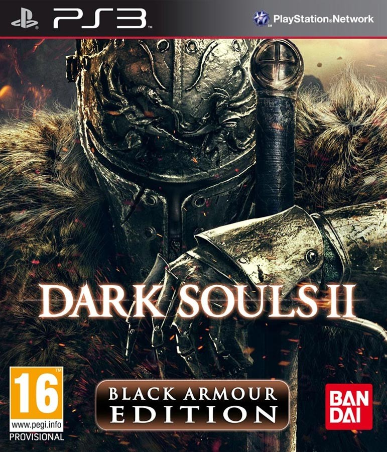 Dark Souls II Black Armour Edition (PS3)