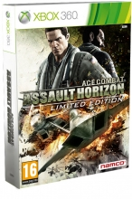Ace Combat Assault Horizon Limited Edition (Xbox 360)