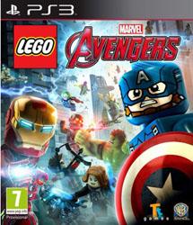 LEGO: Marvel Мстители (PS3)