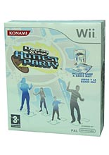 Dancing Stage Hottest Party (Wii)