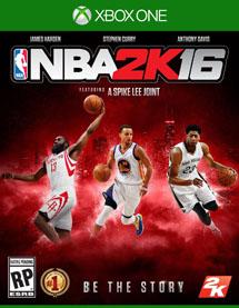 NBA 2K16 (XboxOne)