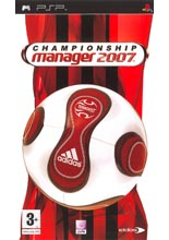 Championship Manager 2007 (PSP)