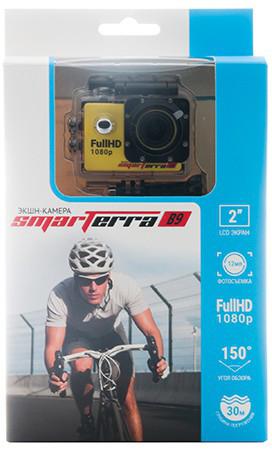 Экшн камера Smarterra B9 (желтая)