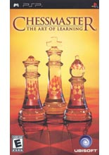 Chessmaster the Art of Learning (PSP)