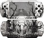 Наклейка PSP 3000 Кладбище (PSP)