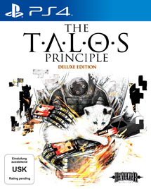 The Talos Principle Deluxe Edition (PS4)