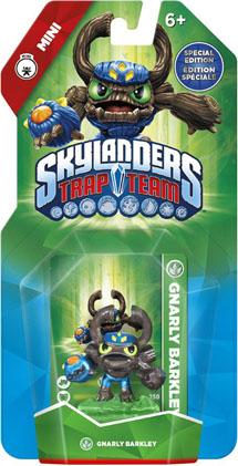 Skylanders: Trap Team Мини Gnarley Barkley
