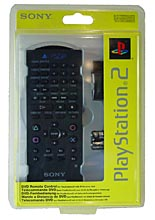 DVD Remote Controller (PS2)