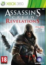 Assassin's Creed Откровения Коллекционное издание (Xbox 360)