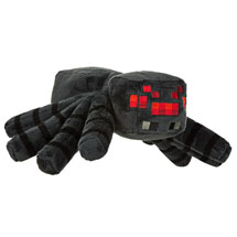 Мягкая Игрушка Minecraft: Spider (35см)