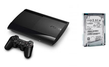 Playstation 3 12Gb + Hard Disk Drive 80Gb