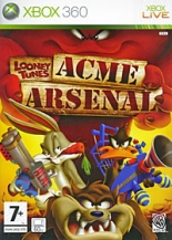 Looney Tunes: Acme Arsenal  (Xbox 360)