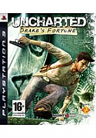 Uncharted: Drake's Fortune (PS3) (GameReplay) фото