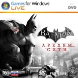 Batman: Аркхем Сити (PC-Jewel)