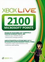 Xbox Live 2100 Points (Rus)
