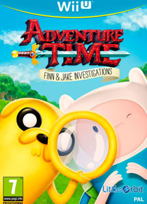 Adventure Time: Finn & Jake Investigations (WiiU)