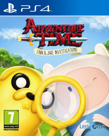 Adventure Time: ���� � ����� ����� ��������� (PS4)