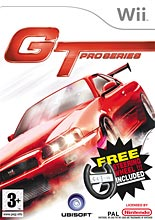 GT Pro Series+Steering Wheel (Wii)