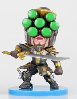 Фигурка Мастер Йи Мечник вуджу : Yi League of Legends (UQ105848 5892)
