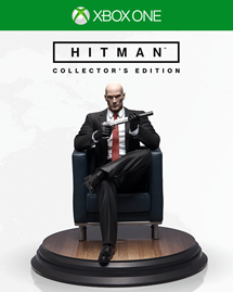 Hitman Коллекционное издание (XboxOne)