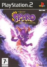 Legend of Spyro a New Beginning (PS2)