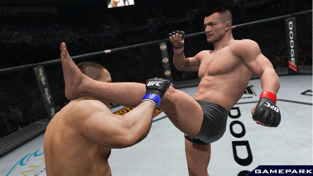 Купить UFC Undisputed 3 (PS3) — Интернет магазин GamePark