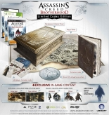 Assassin's Creed: Братство крови Limited Codex Edition (PS3)