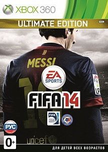 FIFA 14 Ultimate Edition (Xbox 360)