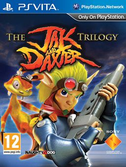 Jak and Daxter Trilogy (PS Vita)