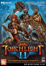 Torchlight 2. Подарочное издание (PC-DVD)