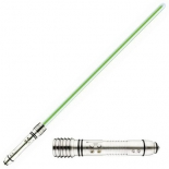 Световой меч Star Wars: Kit Fisto Lightsaber with Removable Blade