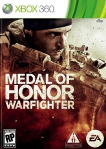 Купить Medal Of Honor Warfighter (Xbox 360) (Gamereplay)