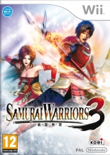 Samurai Warriors 3 (Wii)