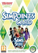SimPoints Card (PC-DVD)