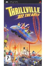 Thrillville: Off the Rails (PSP)