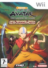 Avatar the Legend of Aang the Burning Earth (Wii)