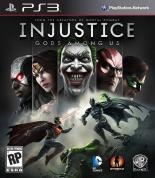 Injustice: Gods Among Us (PS3) от GamePark.ru