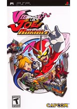 Viewtiful Joe Red Hot Rumble (PSP)