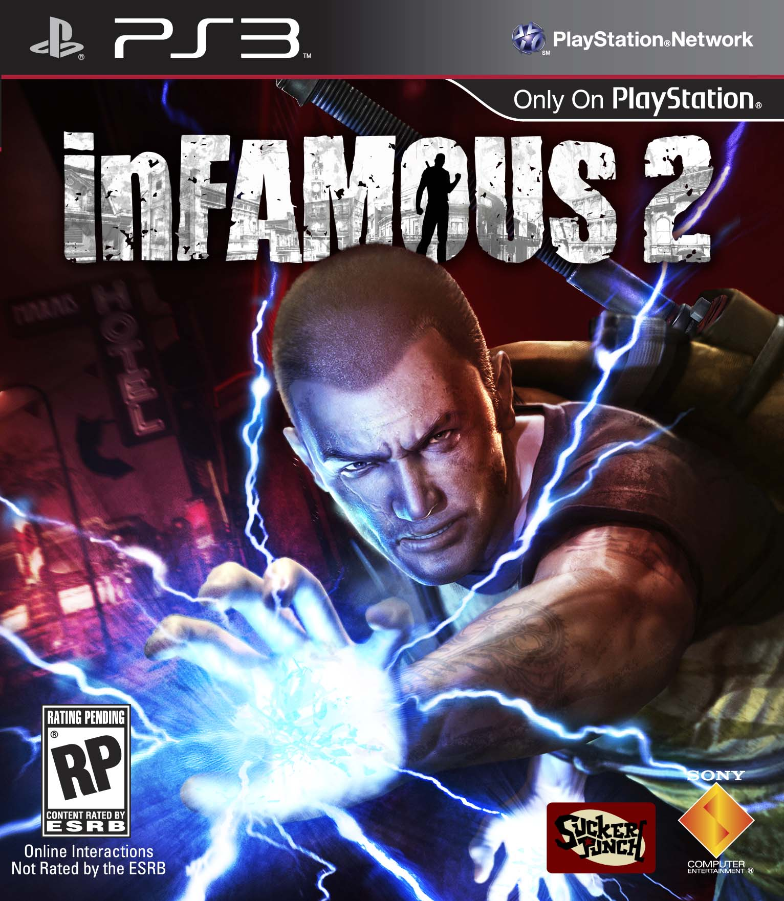 inFAMOUS 2 /ENG/ (PS3)